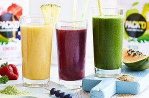 PACK'D Smoothie Kits